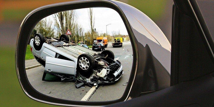 ¿Qué se puede reclamar en un accidente de tráfico?